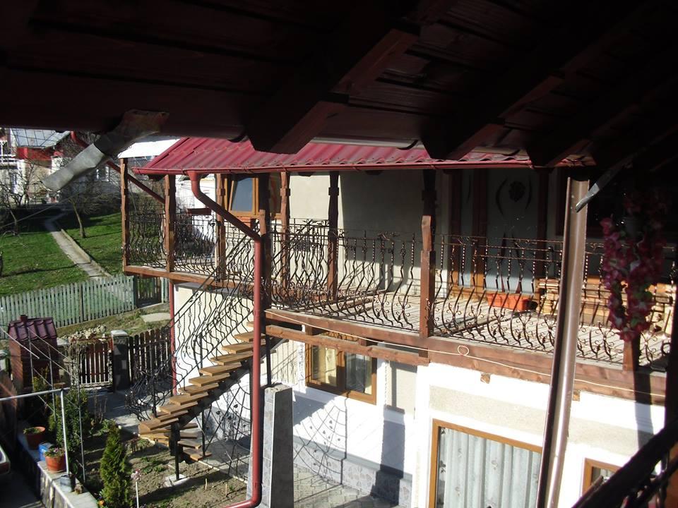 Balustrada Scara Exterioara - Valea Slanicului - Model 25