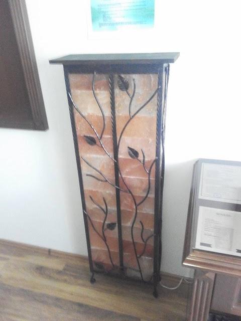 Decoratiune Lampadar Fier Forjat - Model 7